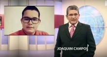 """Apresentador chama Lula de """"FDP"""" ao vivo, após estudante de Odontologia ser morto por ladrão de celular (veja o vídeo)"""