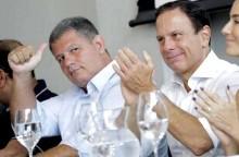 """Bebiano se alia a Dória, vira """"tucano"""" e encarna a figura do """"traidor"""""""