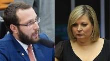 """Filipe Barros destrói Joice e expõe todos os seus """"podres"""" (veja o vídeo)"""