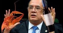 Impunidade regada a lagosta e vinhos sofisticados: TCU libera iguarias para o STF