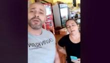 Estudante do PSOL agride e cospe em deputado bolsonarista, mas se dá mal (veja o vídeo)