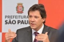 """Haddad """"amarela"""" com medo das urnas paulistanas em 2020"""