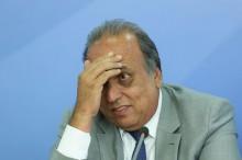 Pezão tem pedido de defesa aceito e graças ao STJ está solto novamente