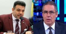 Feliciano exige retratação após ofensas de Pannunzio