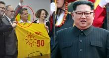 Absurdo: Ditador Norte Coreano é homenageado pela Câmara do RJ, a pedido de vereador do PSOL