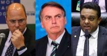 Deputado afirma que Witzel está falsificando provas para incriminar Bolsonaro no caso Marielle (veja o vídeo)