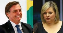 Bolsonaro ironiza acusações mirabolantes de Joice: A senhora é um robô? (veja o vídeo)