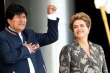 Sai ordem de prisão contra Evo, flagrado tramando com traficante contra a Bolívia (veja o vídeo)