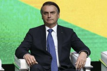 Bolsonaro indica que irá vetar o 'fundão eleitoral' (assista o vídeo)