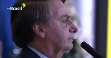 """Bolsonaro: """"Posso ser o homem mais importante da República, mas o homem do Brasil é Deus"""" (veja o vídeo)"""
