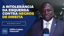 Vítima de preconceito, deputado Helio Lopes alerta: a esquerda radical prega a divisão do povo brasileiro (veja o vídeo)