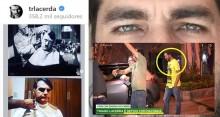 Quem diria, Thiago Lacerda, que comparou Bolsonaro a Hitler, é detido por posse e uso de DROGAS (veja o vídeo)