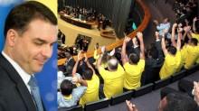 O caso Flávio, a hipocrisia generalizada e o empreguismo em gabinetes de parlamentares que alimenta a corrupção