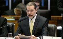 """Em primeira reunião do ano, Toffoli discute """"juiz de garantias"""" e interesse é preocupante"""