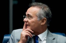 Renan Calheiros comemora entrada em vigor da Lei de Abuso de Autoridade