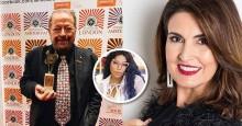 """Um distinto cavalheiro: Vereza dá conselho para a """"colega"""" Fátima Bernardes"""