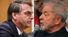 Lula critica posição do Brasil e o próprio Bolsonaro faz questão de mais uma vez, desmoralizá-lo (veja o vídeo)