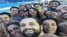 A esquerda caviar na praia: onde está a tal diversidade?