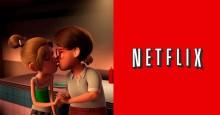 Mãe denuncia beijo gay em desenho da Netflix, com faixa etária livre
