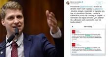 Revista Exame tenta vincular Nazismo aos liberais e, desmascarada, não responde a Marcel van Hattem