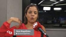 Vera Magalhães tenta desmoralizar assessor bolsonarista e toma invertida vexatória de internauta (veja o vídeo)