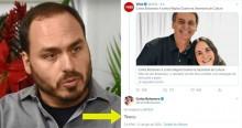VEJA apaga a matéria após ser desmascarada por Carlos Bolsonaro de forma vexatória