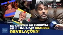 EXCLUSIVO: A palavra do homem que colocou Lulinha na mira da Lava Jato (veja o vídeo)