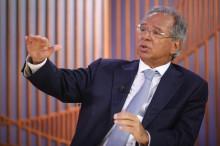 """Britânicos querem """"urgente"""" acordo de livre comércio com o Brasil, afirma Paulo Guedes"""