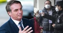 Bolsonaro garante que o Brasil está se preparando para combater Coronavírus