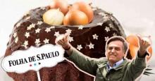 O bolo de chocolate com cebola da Folha para atacar Bolsonaro