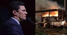 """""""O jogo mudou"""": Moro comemora o menor número de incêndios a ônibus em 2019"""