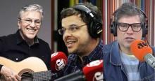 """Edgar defende Caetano e Adrilles não perdoa: """"discurso ridículo, patético e mentiroso"""" (veja o vídeo)"""