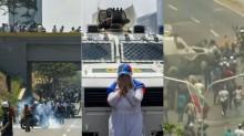 Venezuela: a população não sabe mais o que fazer, 16 mil protestos em 2019 (veja o vídeo)