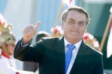 Agência internacional destaca aumento de popularidade de Bolsonaro atrelado ao avanço da economia
