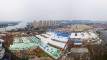 A construção de um hospital em 11 dias na China... e como seria em São Paulo? (veja o vídeo)