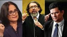 """Autoridades da República saem em defesa de Damares contra o """"advogado de marginais ricos"""""""