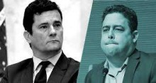 Santa Cruz cumprimenta Moro: Hipocrisia, medo ou mau-caratismo?