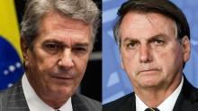 """Em delírio, Collor afirma que Bolsonaro """"Falha muito na articulação política"""" (veja o vídeo)"""