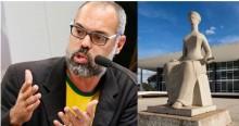 Jornalista Allan dos Santos entra com processo contra o STF por violação de tratado internacional
