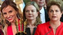 Disfarçando a desilusão, Gleisi comemora mesmo com fracasso de panfletagem petista no Oscar