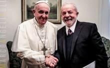 Bergoglio e Lula: fé, crime e corrupção unidos