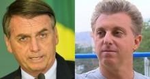 """Hipócrita, Huck critica Bolsonaro e é desmoralizado em vídeo onde questiona professora de português: """"Você é boa de língua?"""" (veja o vídeo)"""