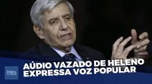A indignação do General Heleno: Brasil não aceita mais ser chantageado por Maia e Alcolumbre (Veja o vídeo)