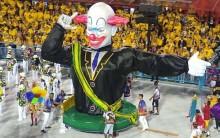 """Bolsonaro é realmente um """"palhaço"""", que desperta a ira da imprensa militante e dos carnavalescos criminosos"""