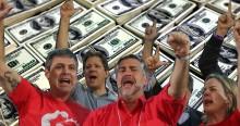 O dólar nas alturas: o novo mantra da seita do Lulopetismo