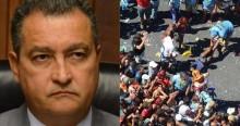 """""""Orientação"""" do petista Rui Costa faz Bahia vivenciar um dos carnavais mais violentos dos últimos tempos (veja os vídeos)"""