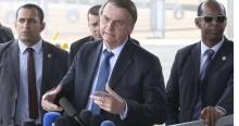 """Bolsonaro dá nova lição na imprensa: """"No dia em que se conscientizarem, o Brasil muda"""" (veja o vídeo)"""