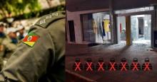 Polícia do RS faz excelente trabalho, salva pequena cidade e cancela 7 CPFs (veja o vídeo)