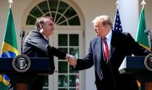AO VIVO: Bolsonaro faz viagem histórica aos EUA (veja o vídeo)