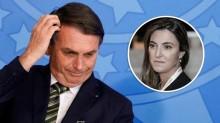 Disposta a passar vergonha, repórter da Folha entra com ação contra Bolsonaro